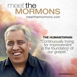 Bishnu of Nepal, a Mormon latter-day saint