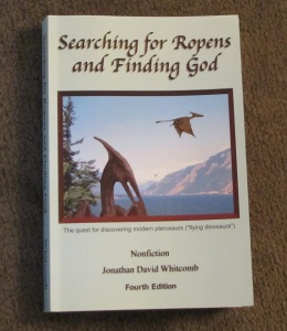"Religion-science genre ""Searching for Ropens and Finding God"""