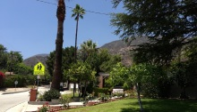 Hill Avenue and Altadena Drive, Altadena, California