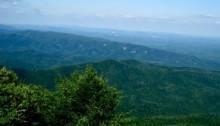 Brown Mountain, North Carolina