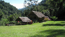Eora Creek Village, Papua New Guinea