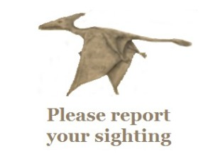 For linking to email - report a sighting